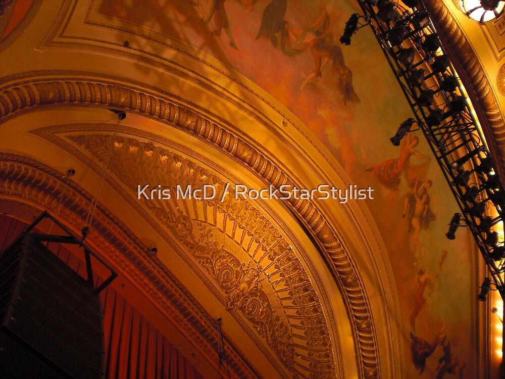 The Warfield~San Francisco #2 by Kris McD / RockStarStylist