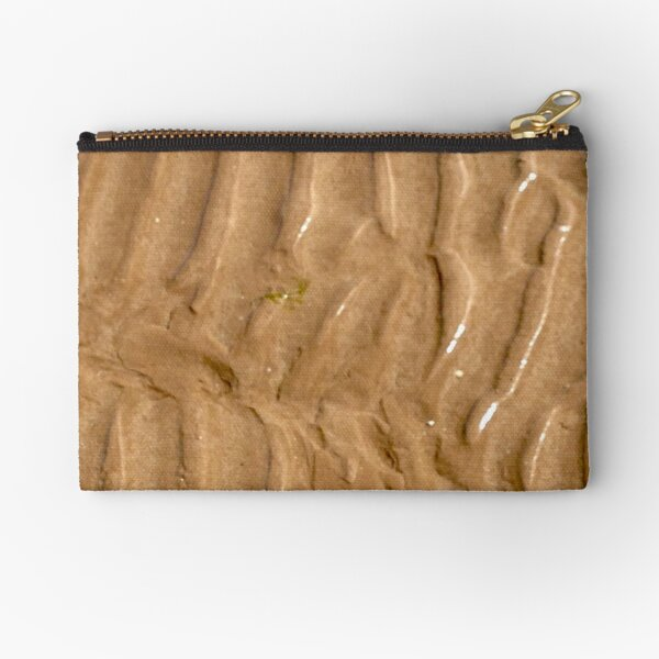 Swilly Sand Zipper Pouch