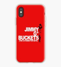 Jimmy G* Buckets iPhone Case