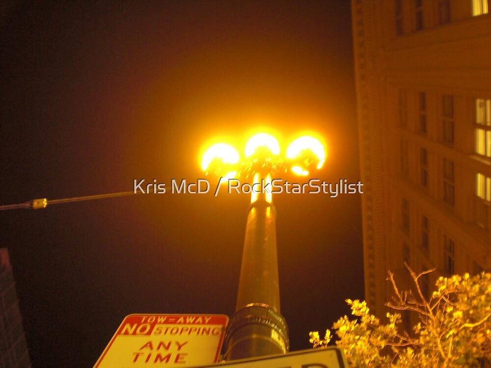 hello lamp post by Kris McD / RockStarStylist
