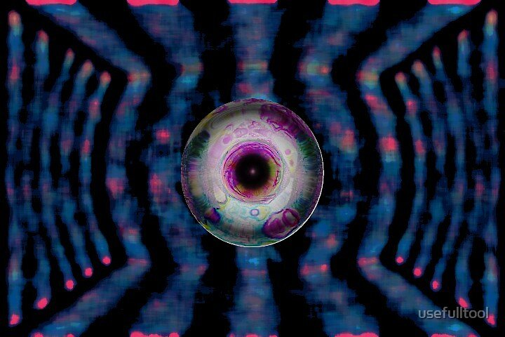 the eye  by usefulltool