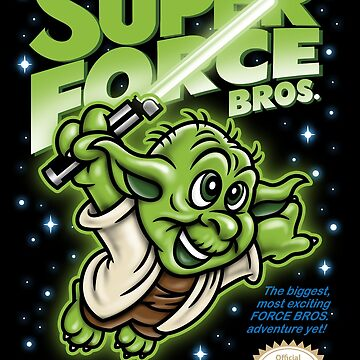 Super Force Bros 5 by Punksthetic