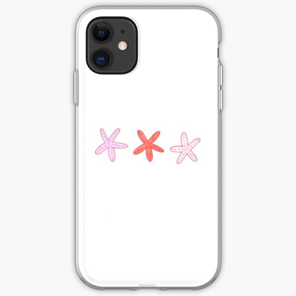 starfish iPhone Soft Case