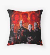 Hellraiser Cenobites Throw Pillow