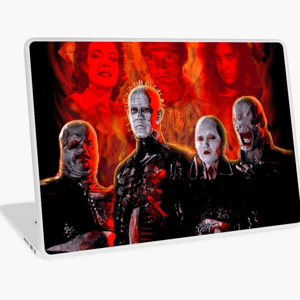 Hellraiser Cenobites Laptop Skin