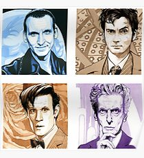 Time Travellers Nine to Twelve! Poster