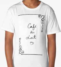 The Cafe II Long T-Shirt
