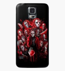 Jason Voorhees (Many faces of) Case/Skin for Samsung Galaxy