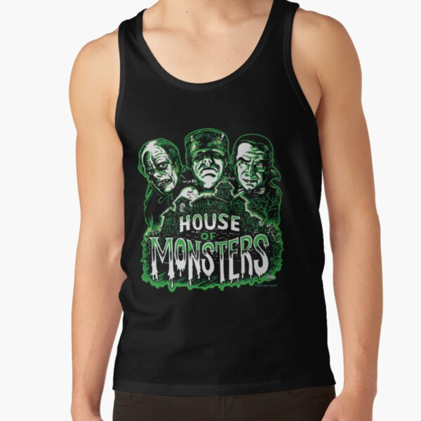 House of Monsters Tank Top