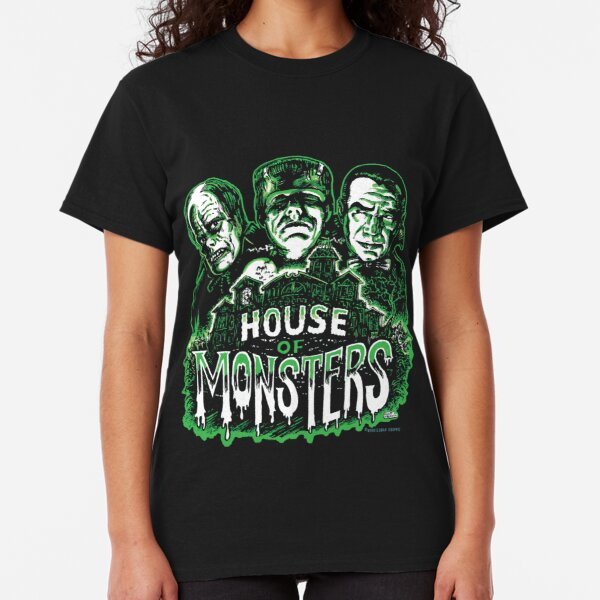 House of Monsters Classic T-Shirt