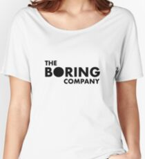The Boring Company Merchandise Women's Relaxed Fit T-Shirt