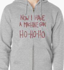 Ho Ho Ho... Zipped Hoodie