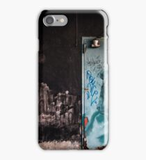 Wall # 26 iPhone Case/Skin