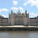 Chateau de Chambord 1 by Elena Skvortsova