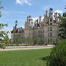Chateau de Chambord 2 by Elena Skvortsova
