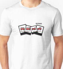 1970  VW Kombi Bus T-shirt Unisex T-Shirt