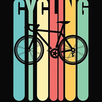 Cycling Retro Design - Cycling by kudostees