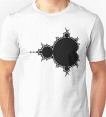 Mandelbrot 002a Unisex T-Shirt