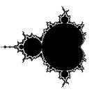 Mandelbrot 002a by Rupert Russell