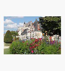 Amboise Castle Photographic Print
