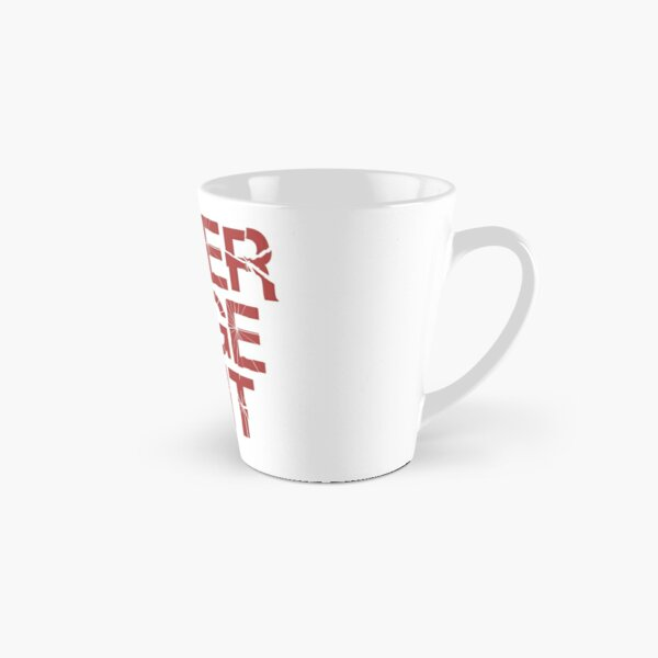 NEVER RAGE QUIT #2 [RED] Tall Mug