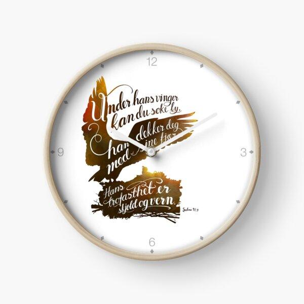 Under hans vinger Clock