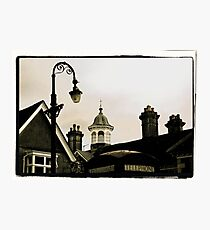 Mother England Photographic Print