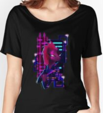 Neon Tempest Shadow Women's Relaxed Fit T-Shirt