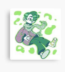ECTO-KID Canvas Print
