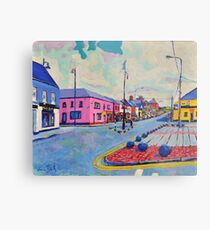 Longford Town, Ireland Metal Print