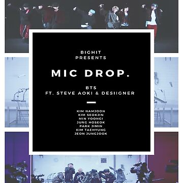BTS MIC DROP by ZainabR