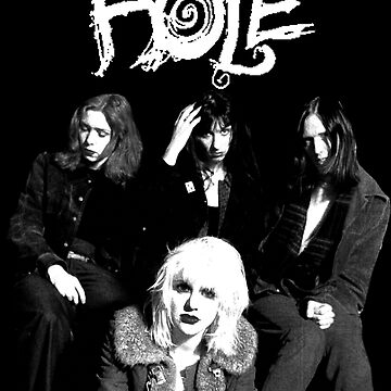 hole - courtney love - with text by livethroughthis