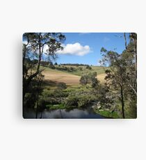 Rural South Western Australia Canvas Print