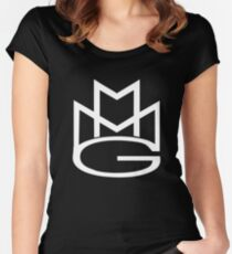 MMG Women's Fitted Scoop T-Shirt