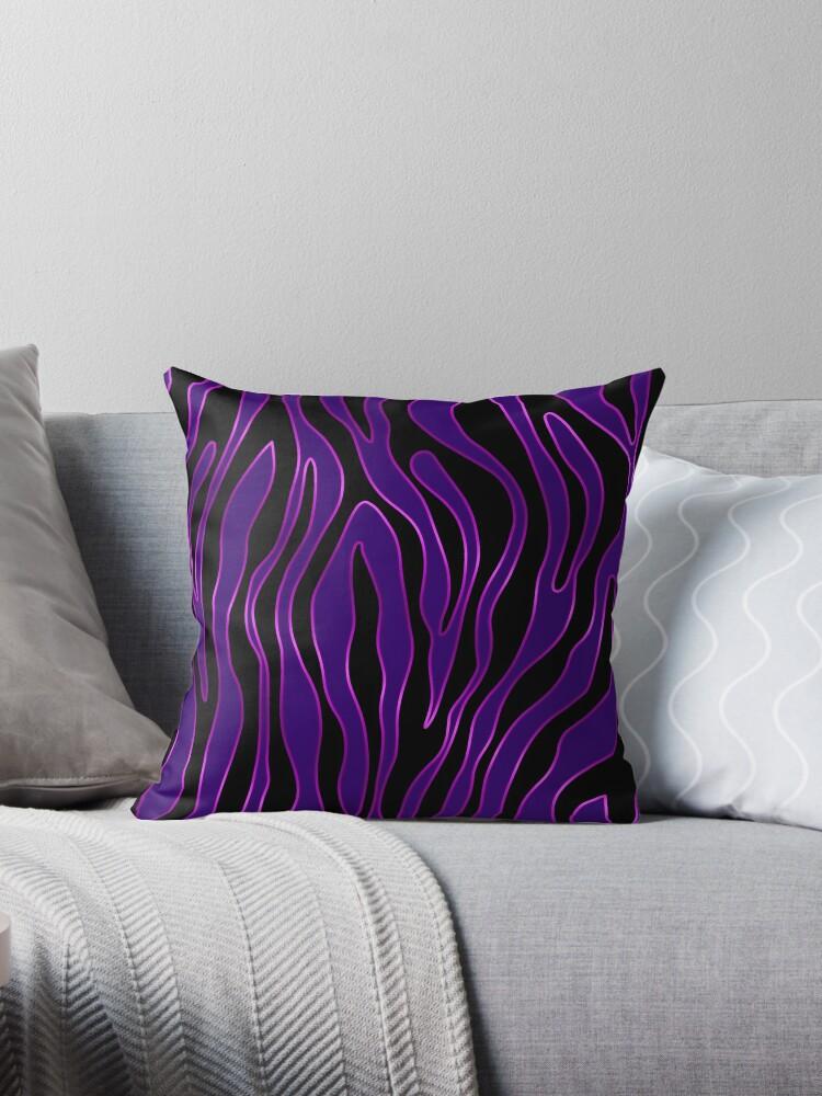 Zebra (Lila) von isabellebaafi