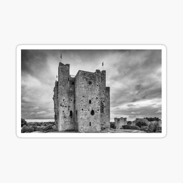 Trim Castle , Co Meath 2 Sticker
