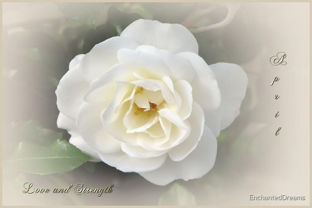 Floral April by EnchantedDreams