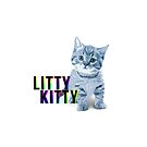 litty kitty by aleighseitz
