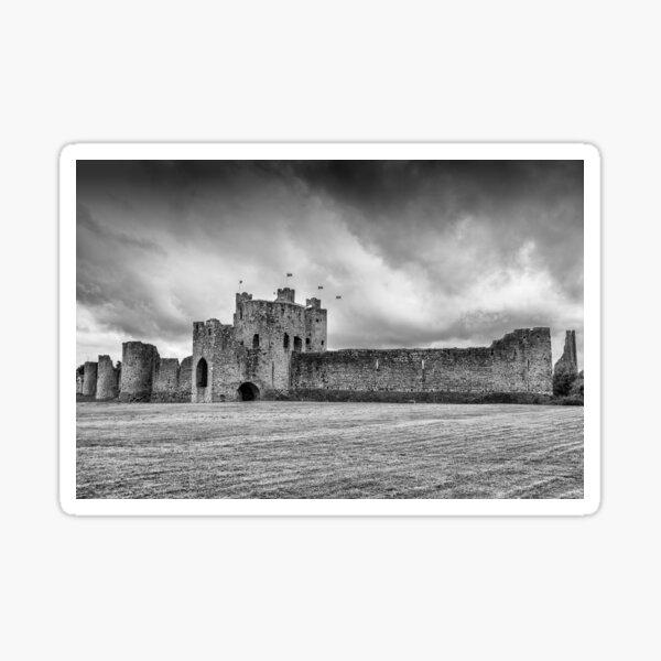 Trim Castle , Co Meath Sticker