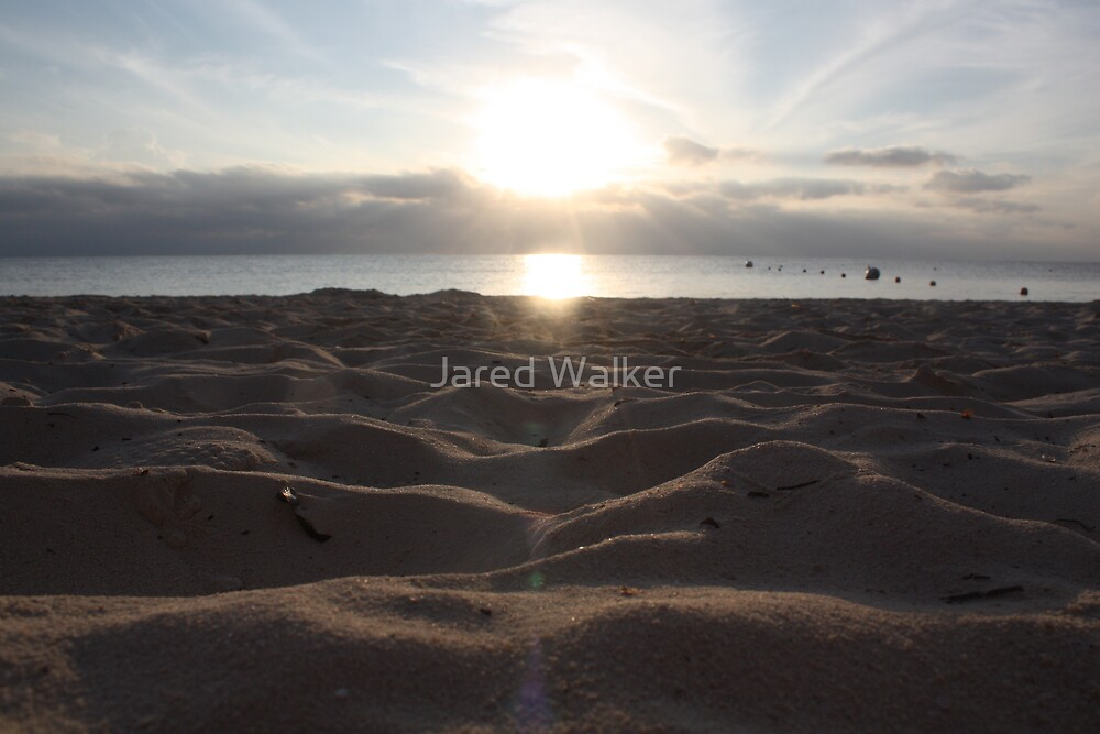A Beachs' Mountains by Jared Walker
