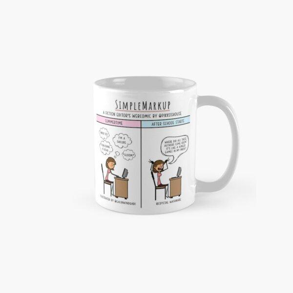 Scheduling Woes Classic Mug