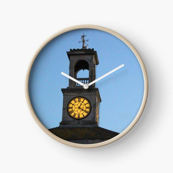Twilight time in Ramsgate Clock