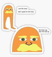st%2Csmall%2C215x235 pad%2C210x230%2Cf8f8f8.lite 1 the lorax meme gifts & merchandise redbubble