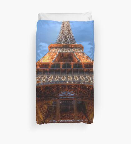 Eiffel Tower 5 Duvet Cover