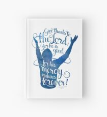 Give Thanks to the Lord Hardcover Journal