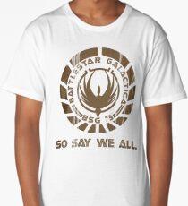 So Say We All Long T-Shirt
