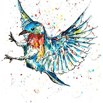 Flying Bird by CalumMargetts
