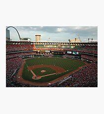 Bush Stadium Photographic Print