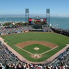 AT&T Park by Marzdogg19