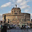 Castel Sant'Angelo.................Rome by Fara